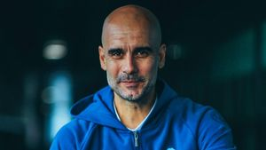 Pep Guardiola, a punto de cumplir 50 años.