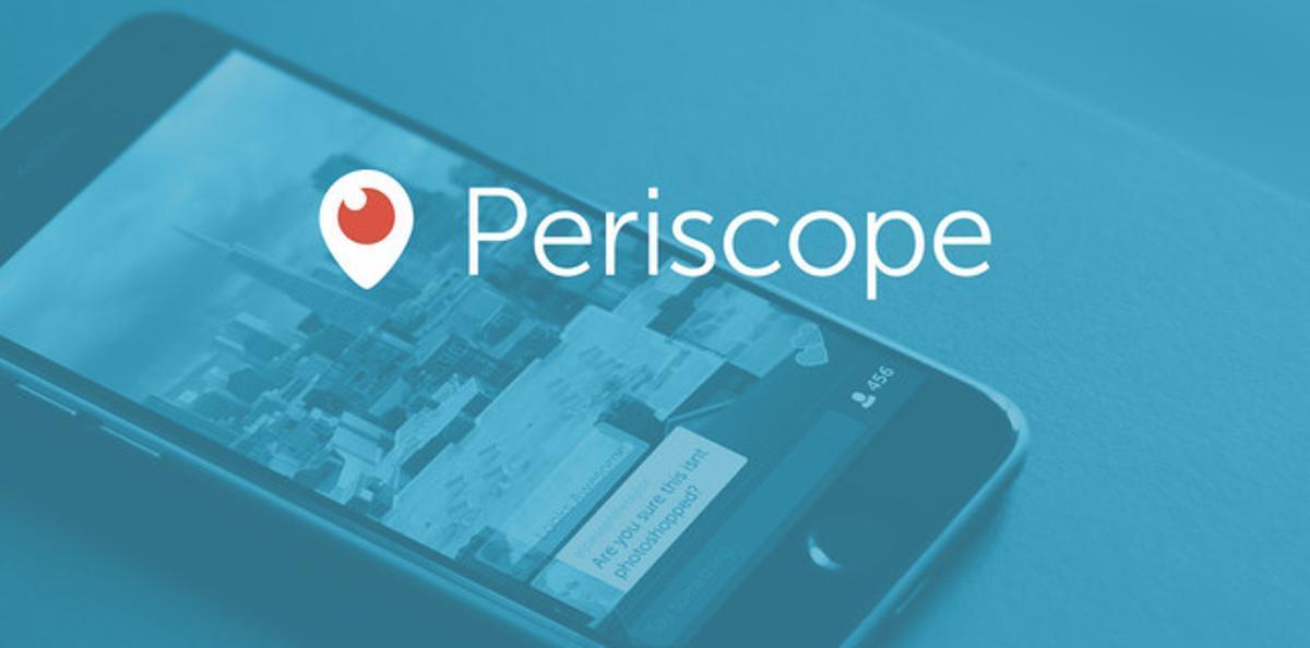 La nueva 'app' para 'streaming' Periscope
