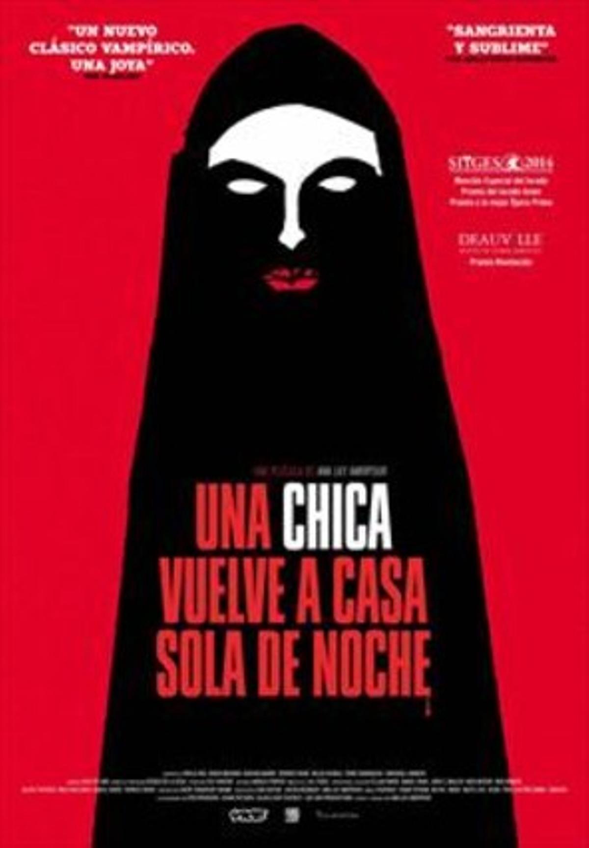 'Una chica vuelve a casa sola de noche', vampiros en un falso Irán.