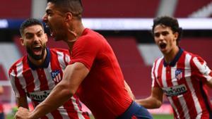 Remuntada èpica de l'Atlètic contra l'Osasuna per seguir líder