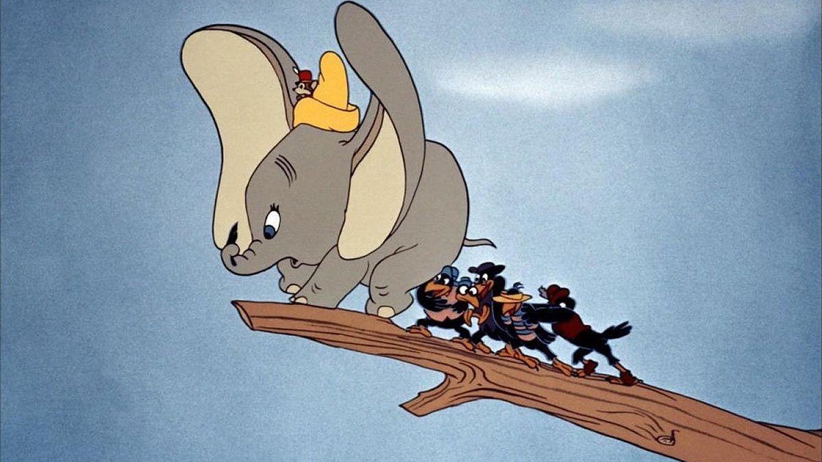 Els corbs de 'Dumbo' són gitanos en el doblatge mexicà