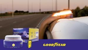 Luz de emergencia Goodyear®