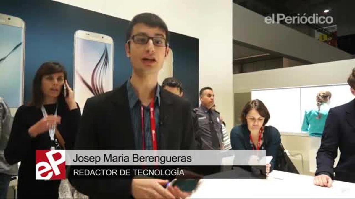 Josep Maria Berengueras destaca novedades del Mobile World Congress.