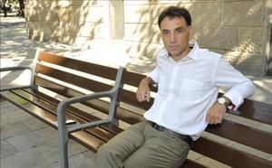 El periodista y escritor Antonio G. Iturbe, el año pasado en Barcelona.