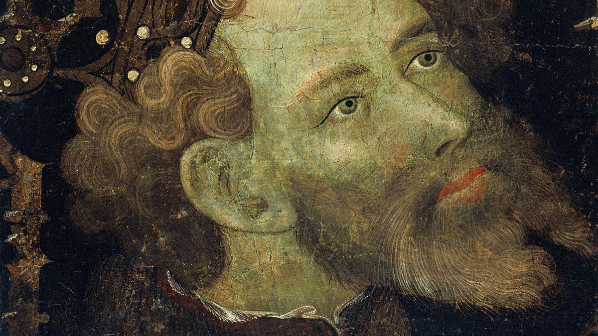 El comte de Barcelona i rei d'Aragó, Pere el Cerimoniós