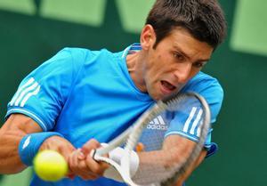 Novak Djokovic.