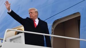 """Trump diu que el Salvador i Haiti són """"forats de merda"""""""