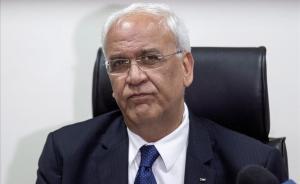 Mor Saeb Erekat, secretari general de l'OAP, per coronavirus