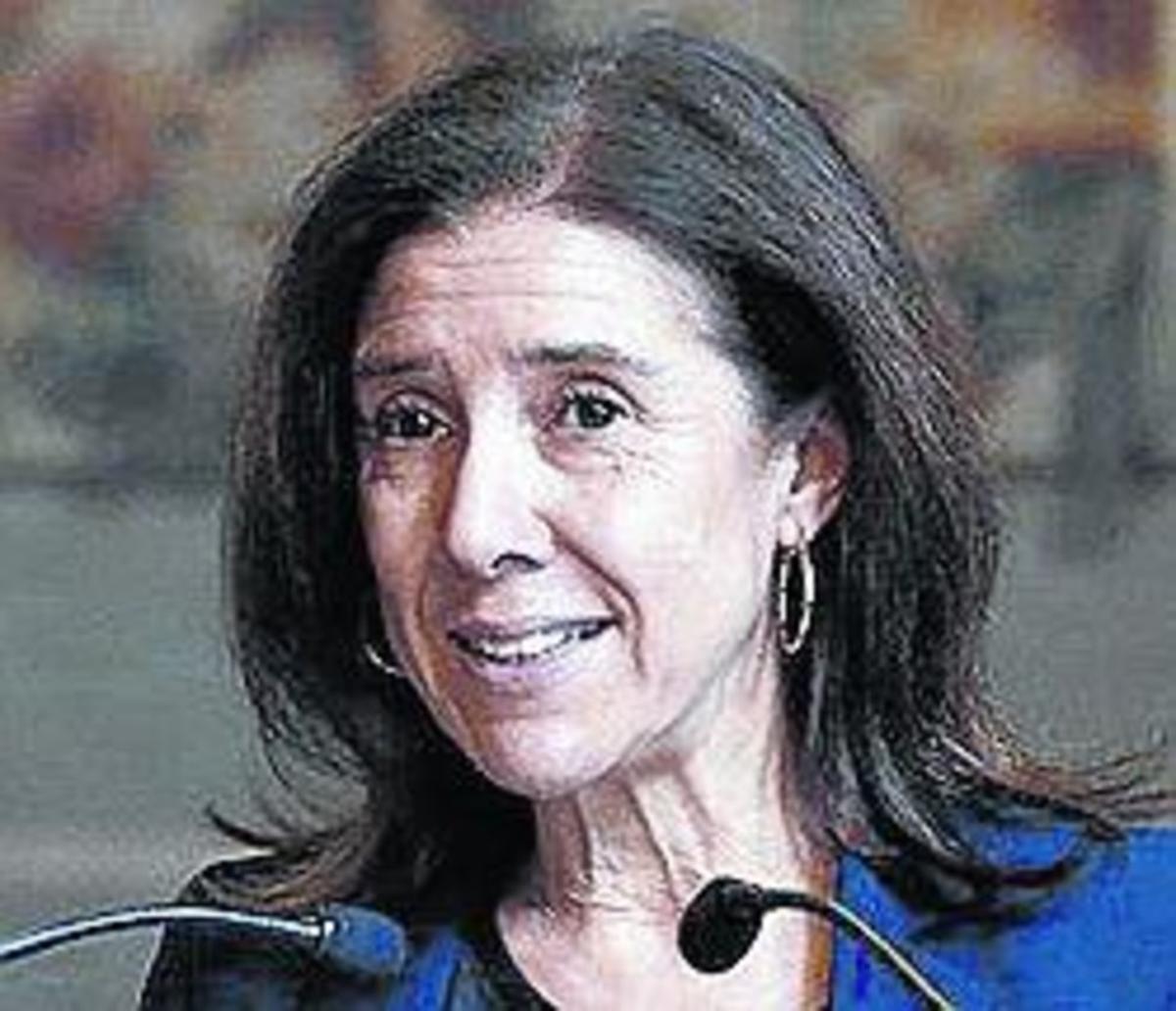 Teresa Pitarch.