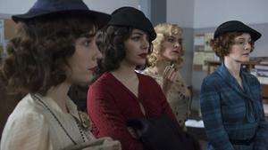 Cuarta temporada de 'Las chicas del cable'.