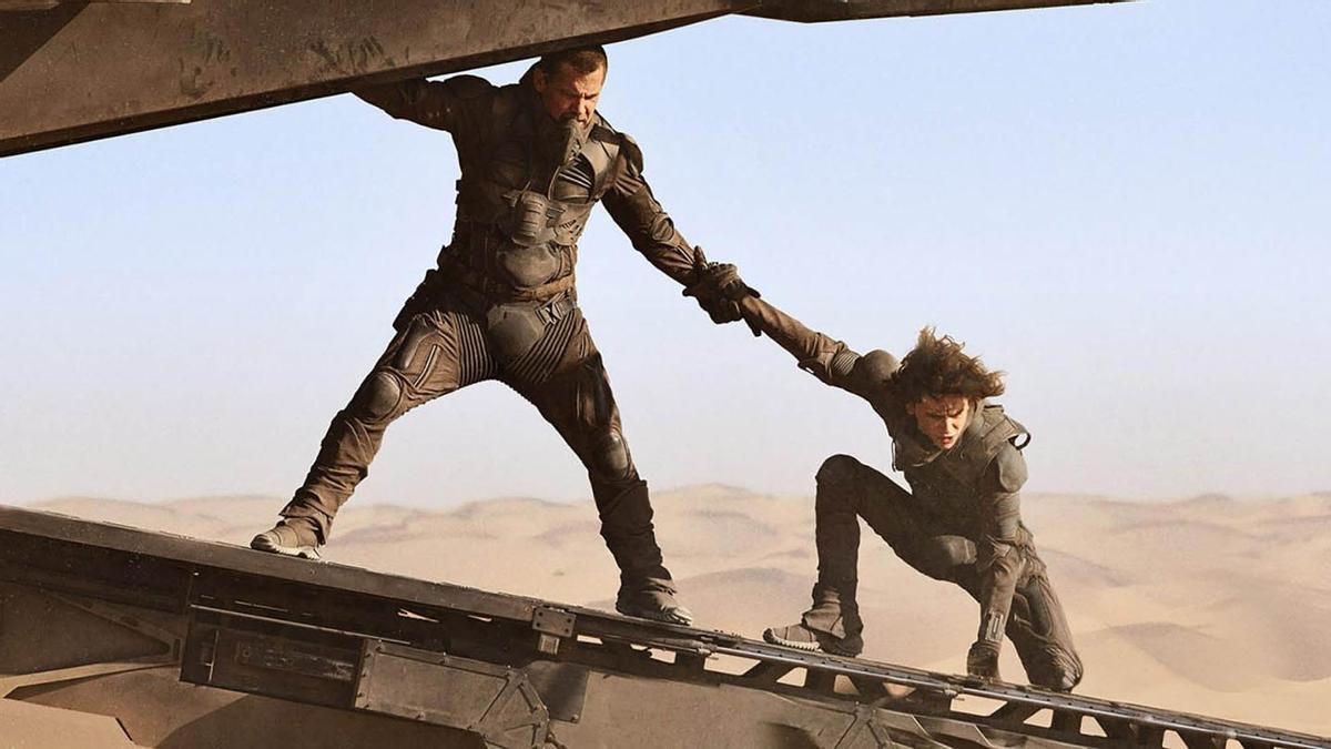 Fotograma de 'Dune', una de las películas que pueden verse en la Fiesta del cine.