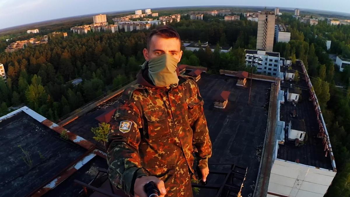 'Documentos TV' cumple 35 años y lo celebra con 'Explorando Chernóbil'