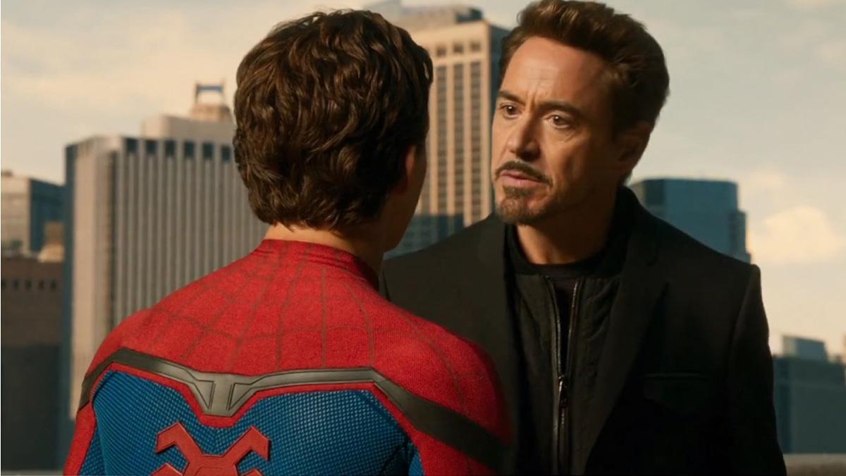 Tráiler de 'Spider-Man: Homecoming'(2017).