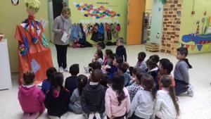 Escola El Gornal de l'Hospitalet.