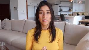 Rawvana, estrella del veganismo, en el vídeo en el que explica por qué come huevos y pescado.