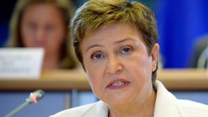 Kristalina Georgieva, directora gerente delFMI.