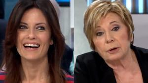 Cristina Seguí y Celia Villalobos.