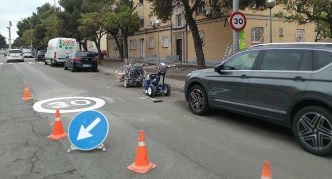 Gran parte de las calles de Sabadell pasarán a tener una velocidad máxima de 30Km/h a partir del 11 de mayo