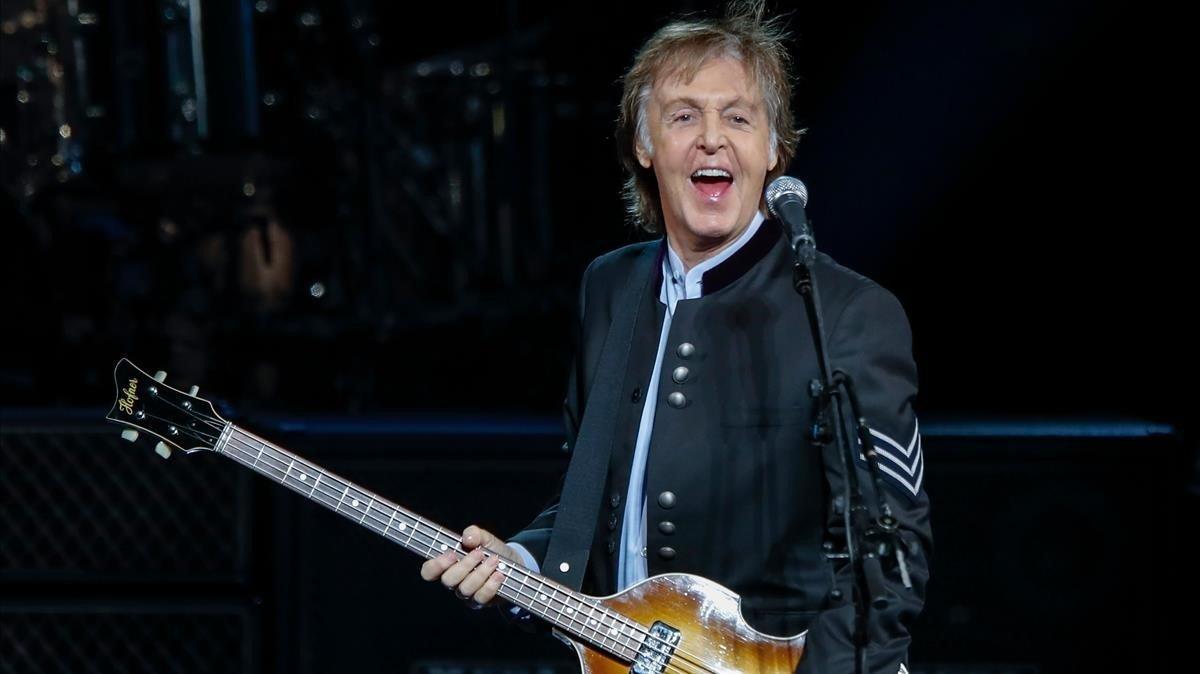 Paul McCartney Hulu documental serie
