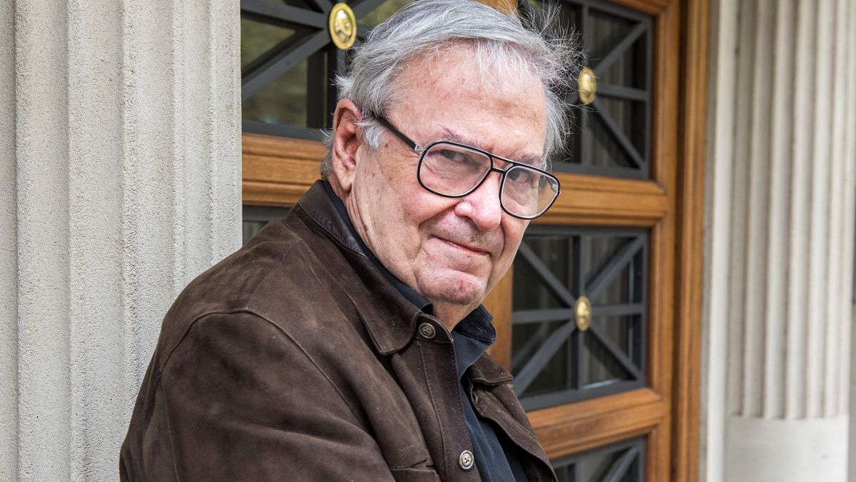 José María Vitier, fotografiado esta semana en Barcelona