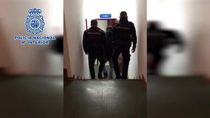 Un detenido con más de cinco kilos de heroína escondida en juguetes.