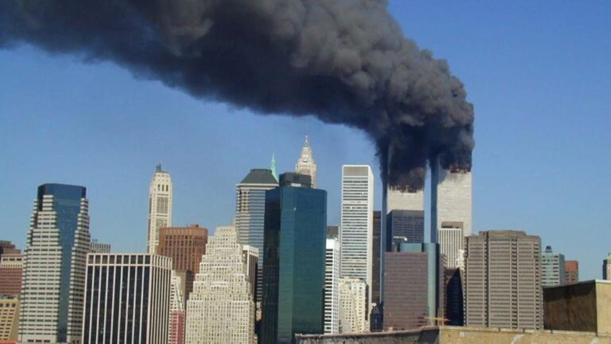 Las Torres Gemelas no cayeron por el fuego, según un estudio