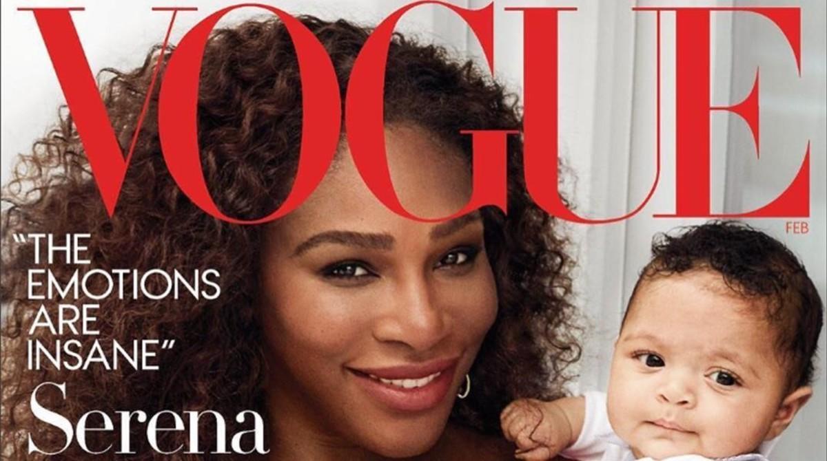 Portada de la edición americana de la revista 'Vogue'.