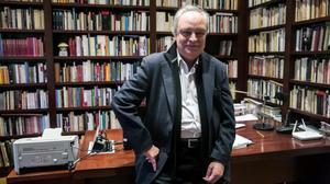 """Enrique Vila-Matas: """"És la meva novel·la més original perquè va en contra de l'originalitat"""""""