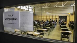 Oposiciones de Educación en Barcelona