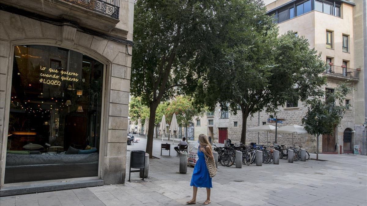L'església amb més mala sort de Barcelona