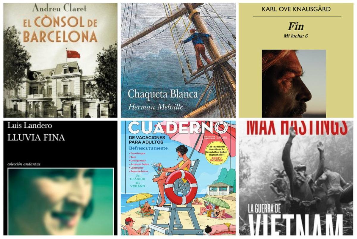 50 Libros Recomendados Para Leer En El Verano 2019