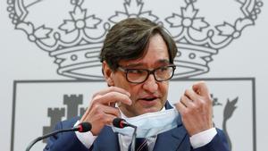 Illa deixarà de ser ministre de Sanitat demà per centrar-se en les eleccions catalanes
