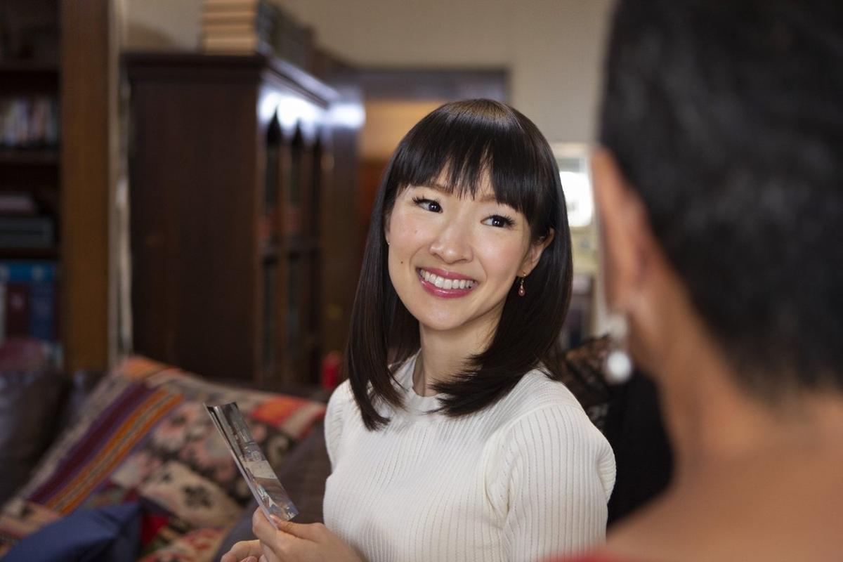 La japonesa Marie Kondo triunfa en Netflix con su programa ¡A ordenar!