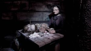 Madame Tussaud, una artista de la decapitació