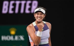 La tenista españolaGarbiñe Muguruza.