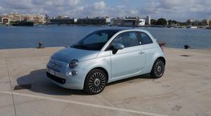 Probamos el Fiat 500 Hybrid Launch Edition, el coche perfecto para la ciudad