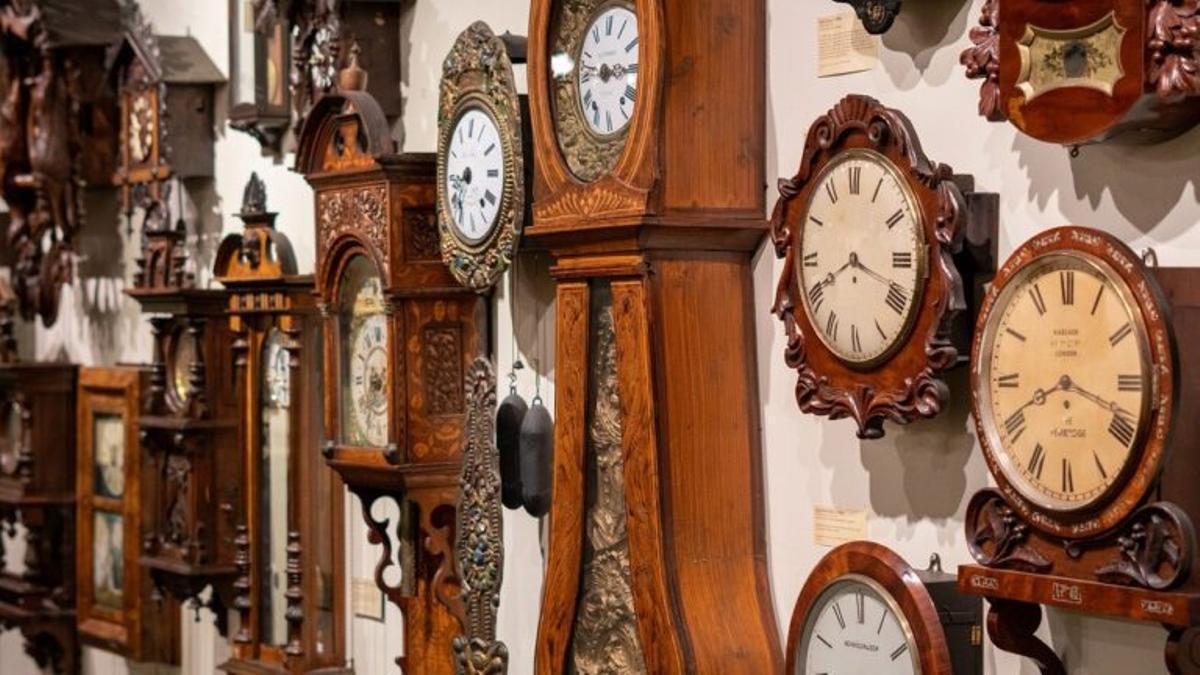 La precisión de un reloj depende de la entropía