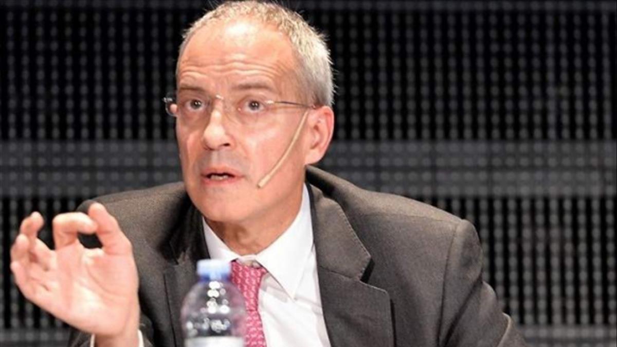 Jesús Gascón Catalán, director de la Agencia Tributaria.