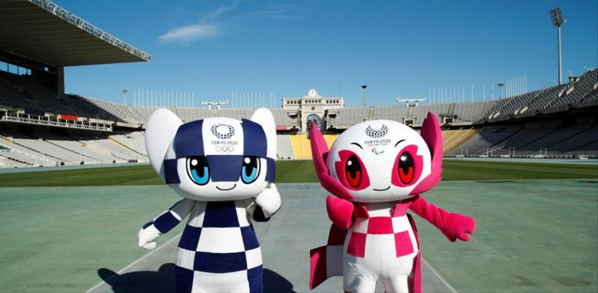 Així és la mascota dels Jocs Olímpics de Tòquio 2021