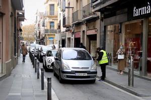L'Ajuntament de Mataró atribueix a la «mala sort» l'incompliment de mesures per restringir el trànsit al centre