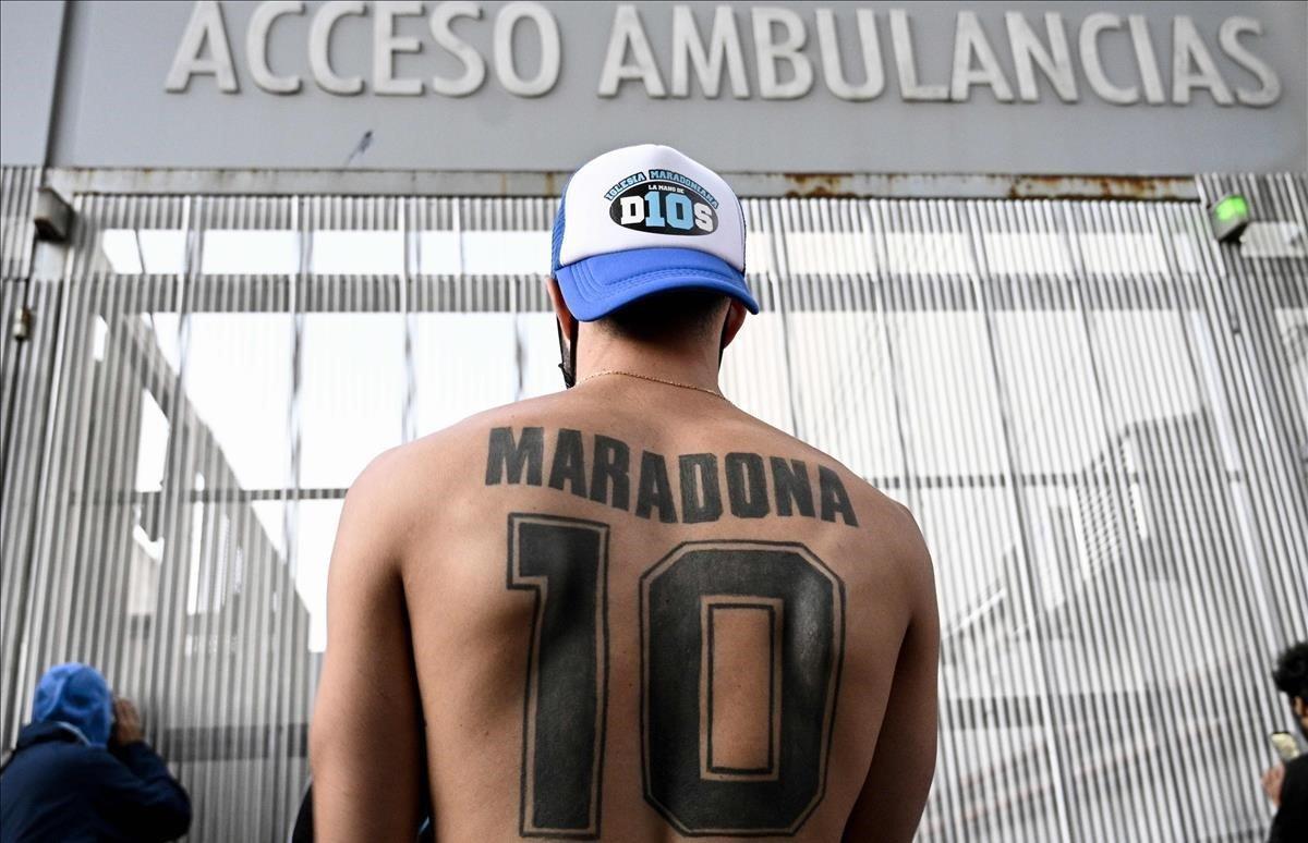 Maradona, una vida de pel·lícula a la teva televisió