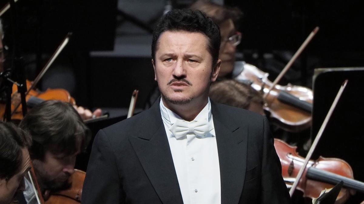 Piotr Beczala, en una actuación anterior en Barcelona.