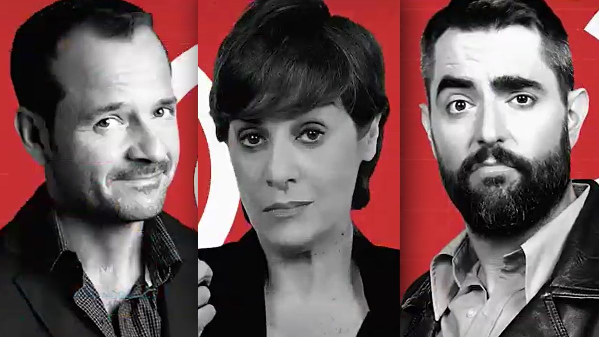 Així és el nou xou de comèdia protagonitzat per Anabel Alonso, Ángel Martín i Dani Mateo