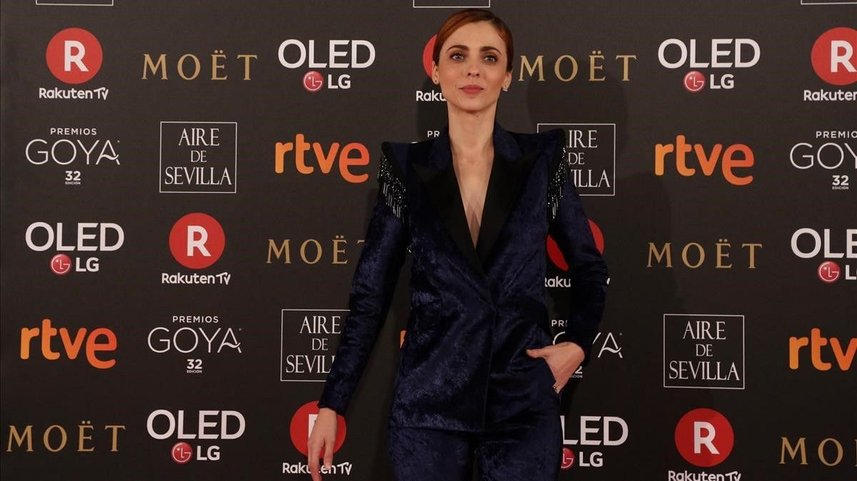 Premios Goya 2018. Leticia Dolera.