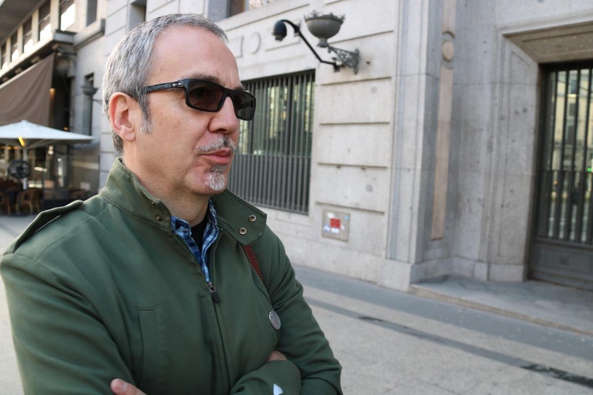 Prisiones estudia abrir expediente al funcionario que criticó el encarcelamiento de políticos catalanes