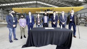 Sabadell aportarà 60.000 euros a la Fundació Parc Aeronàutic de Catalunya per al Museu Aeronàutic