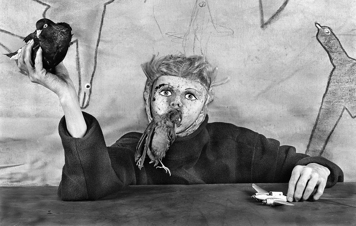 El artista neoyorquino es una de las grandes atracciones con 'Asylum of the birds'.