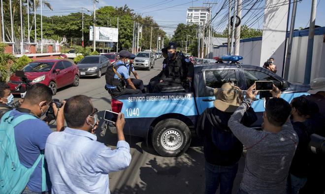 Ortega agudiza la represión en Nicaragua en plena campaña electoral