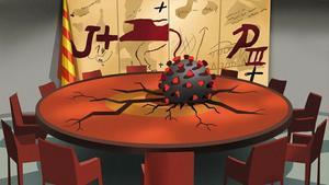 La Catalunya del desgovern