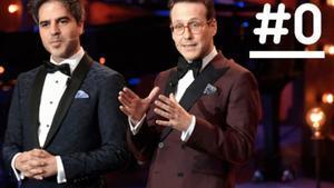 Joaquín Reyes y Ernesto Sevilla vuelven a trabajar juntos en un nuevo programa de #0